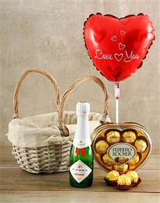 Love Basket Hamper
