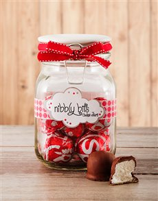 Sweetie Pie Candy Jar