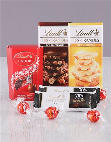 Buy Lindt Chocolate Delight Online - NetGifts